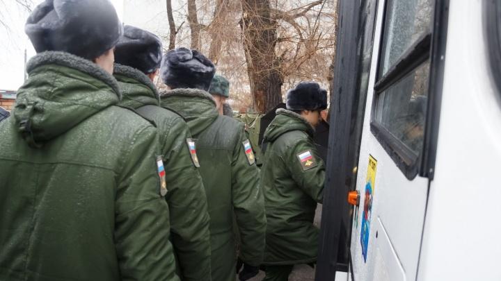 Осенью 2018 года в армию призовут более 2000 жителей Самарской области