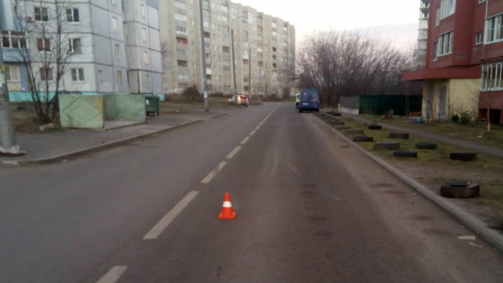 В Ярославле «Газель» сбила восьмилетнего мальчика