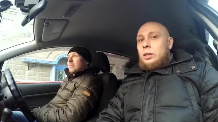 Два новосибирца сняли триллер о скандальной парковке возле филиала ТГУ на Советской