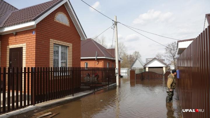 Прогноз на паводок в Башкирии: какие районы республики уйдут под воду