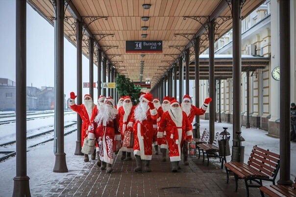 Понравилось не всем: как прошло рыбинское НаШествие Дедов Морозов на город