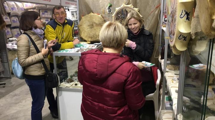 Еще не все товары на витринах, но уже тесно от покупателей: в Архангельске открылась Маргаритинка