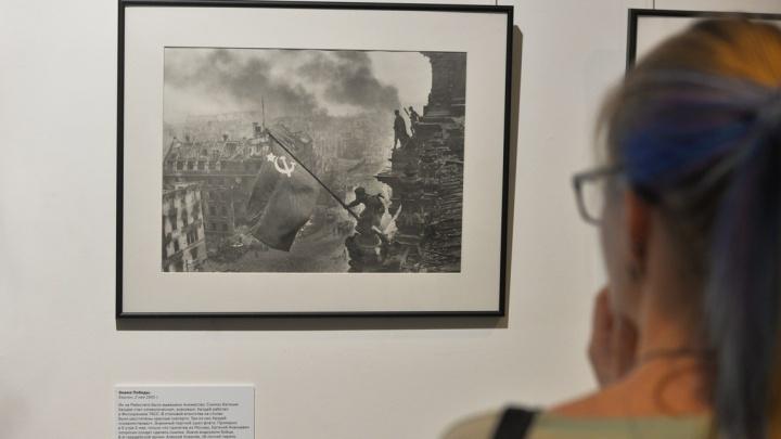 В Екатеринбург привезли редкие снимки Великой Отечественной войны, которые были украдены 20 лет назад
