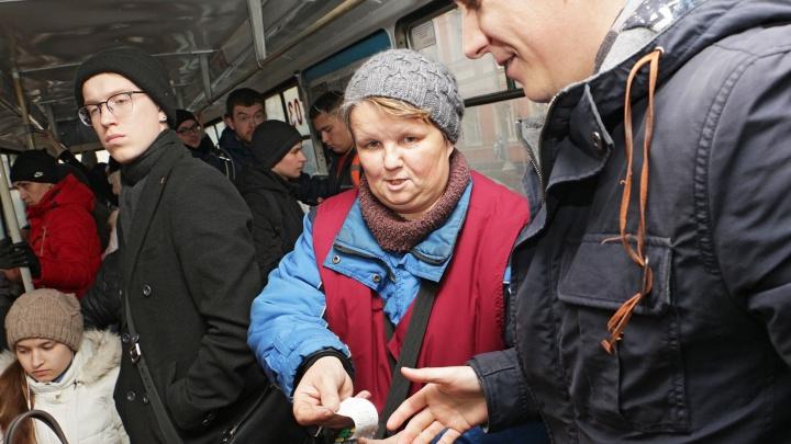 Будущее наступило, но не в Перми. В Добрянке ввели бесконтактную оплату проезда по банковской карте