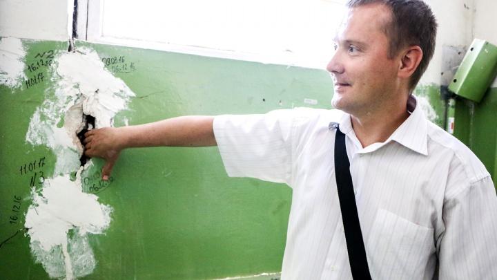 Заставляем ДУК поставить в подъезде «золотую дверь»: нижегородский юрист учит распоряжаться деньгами