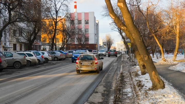 Отрезок улицы Мельникова сделают односторонним до окончания ЧМ-2018