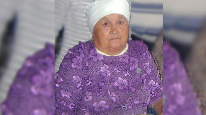 В Башкирии ушла в огород и пропала 80-летняя бабушка