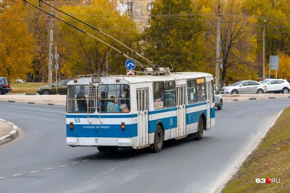 Движение троллейбусов по мосту на улице Главной планируют сохранить
