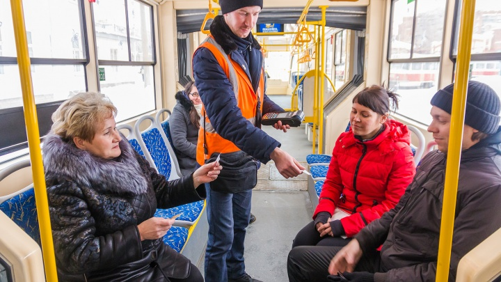 В Самаре кондукторов и водителей трамваев проверят на адекватность