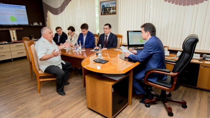 В Уфе улицу Комсомольскую расширят до шести полос