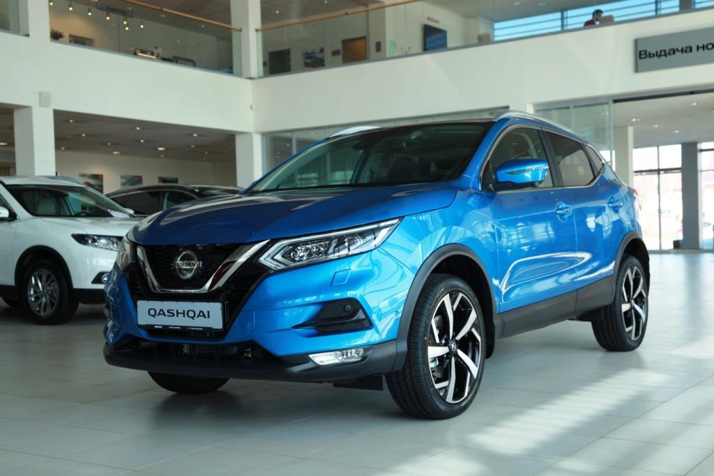 NissanQashqai New: цена от 1 170 000 руб., выгода до 120 000 руб., кредит от 0,1%**