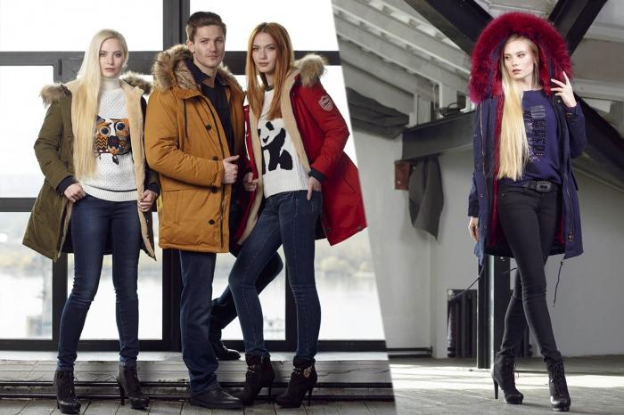 Магазин JEANSTOP предлагает одежду, которая согреет в любые морозы