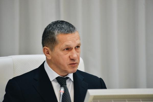 Согласно данным декларации, Трутнев заработал в 2018 году свыше 538 миллионов рублей<br>