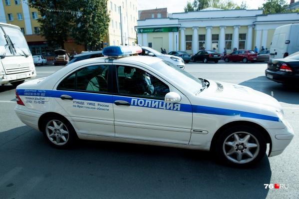 Молодого человека задержали в Ленинском районе