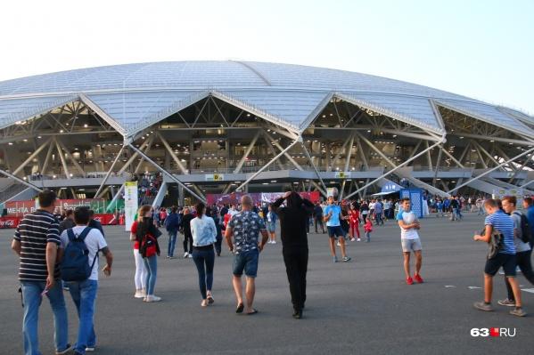 У болельщиков «Крыльев Советов» появилась возможности провести на футбол ребенка-школьника почти даром