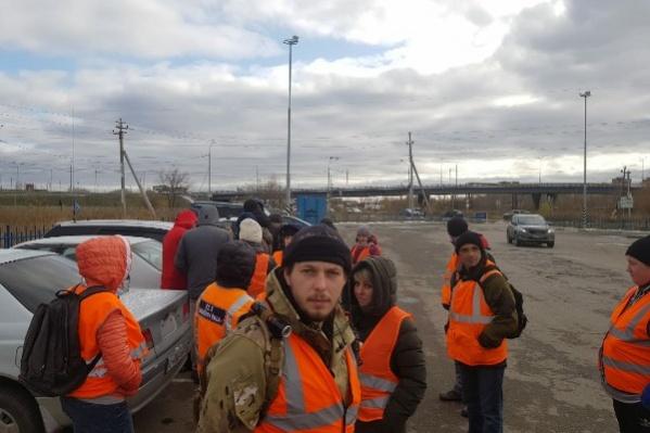 На поиски мужчины собирали волонтёров