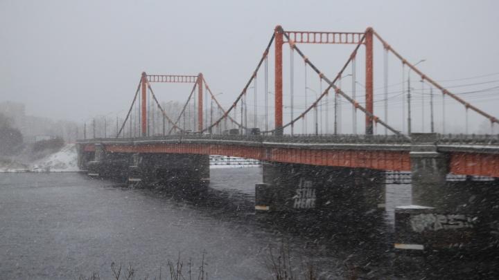Продолжительные осадки: в Архангельске 4 октября ожидается снежная погода