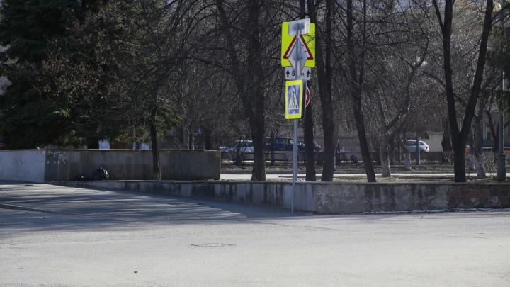 На улице в центре Челябинска до конца сентября ограничат движение