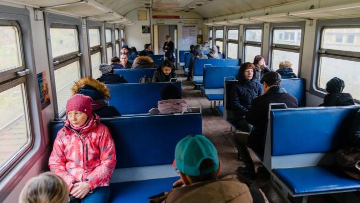 Пермские активисты проведут митинг за сохранение железной дороги, проехав на электричке