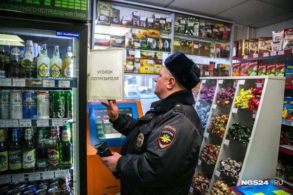 Убийство произошло в магазине: преступник попросил продать алкоголь в долг