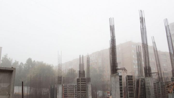 В Куйбышевском районе планируют построить 22-этажный жилой дом