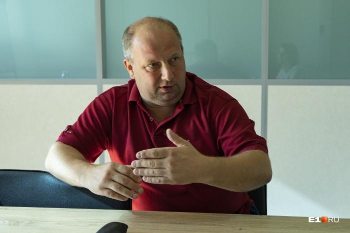 Андрей Рубцов овдовел в 2015 году