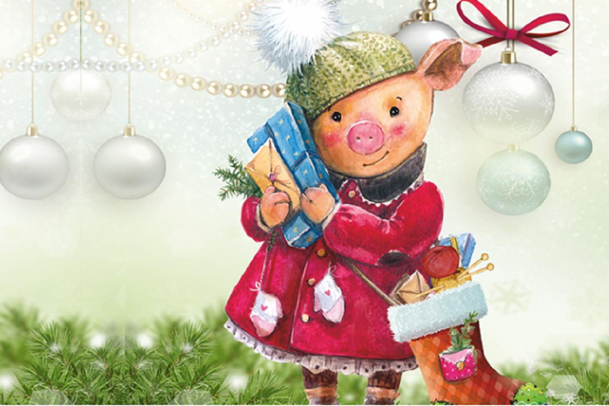«Теплые проценты к празднику»: «Примсоцбанк» запускает новогодний вклад со ставкой до 7,6% годовых