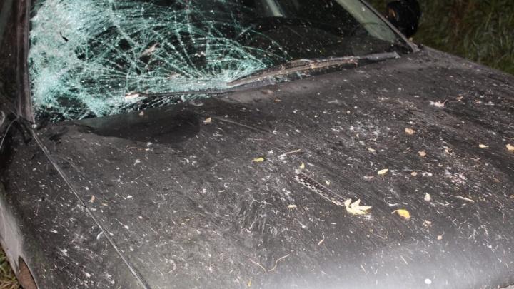 «В автомобиле было спиртное»: на Урале Audi насмерть сбила пешехода