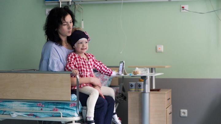 Новосибирские врачи спасли малышку с загадочной болезнью «мойя-мойя»
