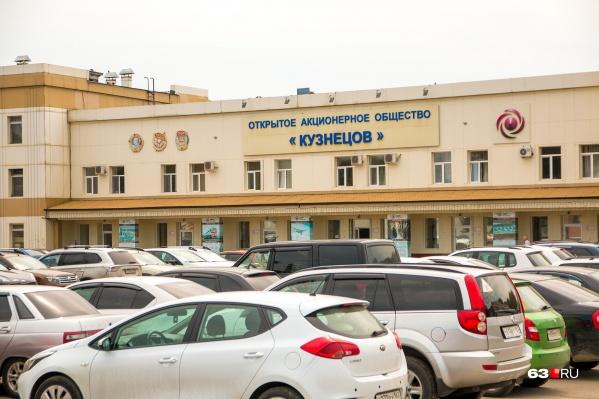 Обвинения предъявилируководителю цеха обособленного подразделения «Винтай» завода «Кузнецов»