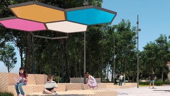 Мэр зовёт ярославцев выбирать, каким сделать Юбилейный парк: рассматриваем проекты