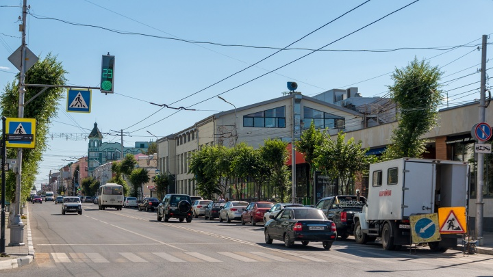 Из-за фестиваля цветов в Самаре перекроют две улицы и отменят троллейбусы