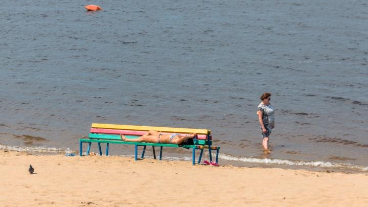 «Купание запрещено»: Роспотребнадзор проверил качество воды на тольяттинских пляжах