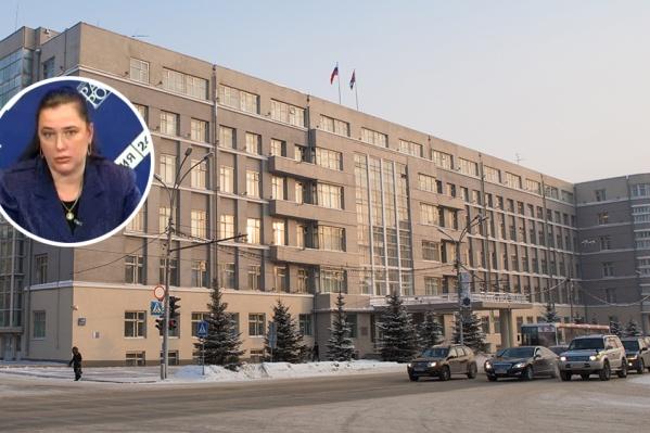 Суд избрал меру пресечения для Натальи Малиновской — сейчас она в статусе подозреваемой по уголовному делу о растрате