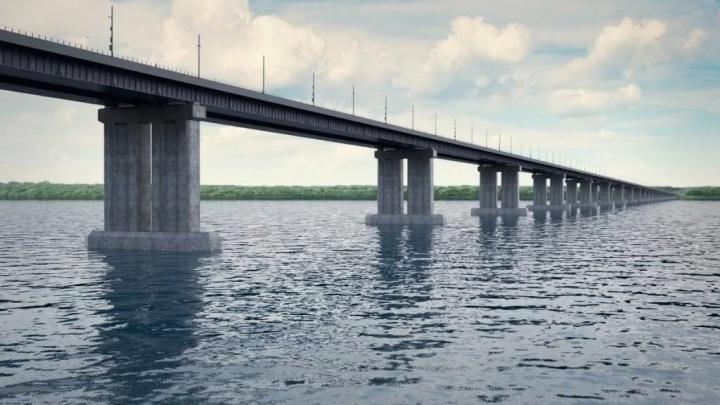 Мост через Волгу у Климовки построит компания «Обход Тольятти»