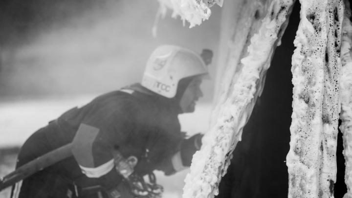 Семья с пятью детьми из Патракеевки чуть не лишилась дома из-за пожара