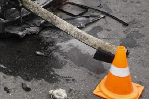 В Кургане разыскивают очевидцев аварии
