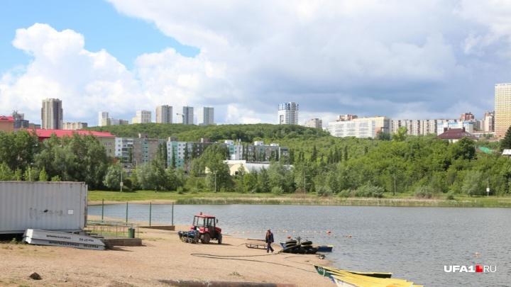 На капремонт парка Кашкадан в Уфе потратят еще почти 75 миллионов рублей