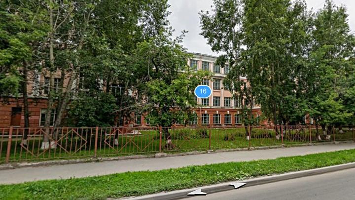 В Дзержинском районе закрыли старую школу