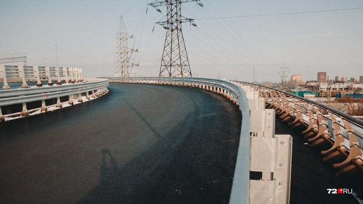 Как власти продавливают строительство спорной развязки в Тюмени. Колонка журналиста 72.RU