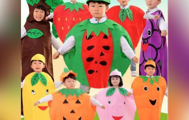 Дети-спиннеры, зомби и акулы: смотрим самые безумные костюмы для новогодних утренников