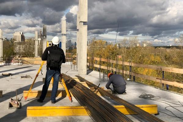 Жилой квартал «Сказы Бажова на набережной Щербакова» — один из проектов масштабной застройки Нового Екатеринбурга