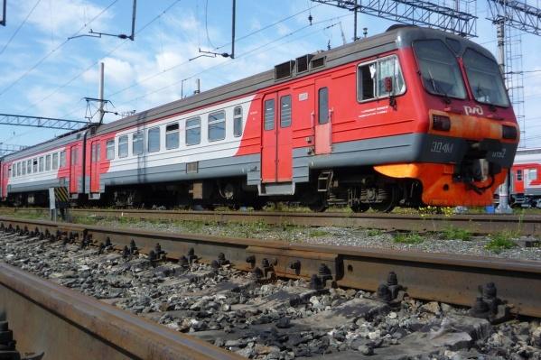 ЧП произошло на станции Пермь-Сортировочная