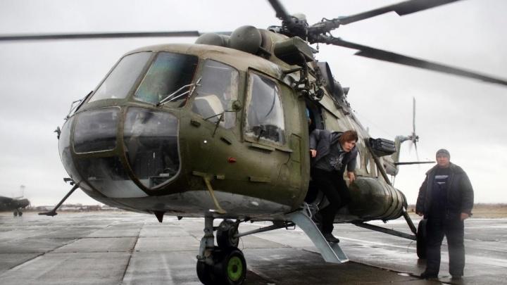 В Самаре заморозили строительство вертолетного центра