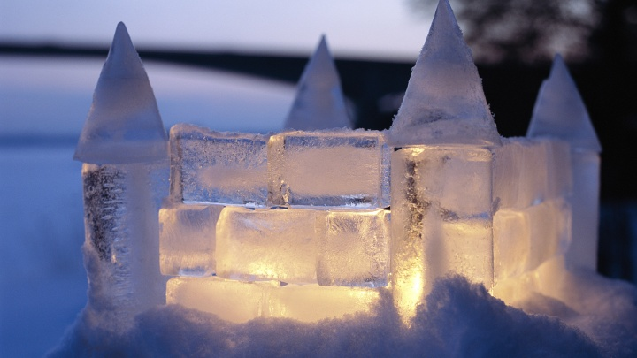 «Дом.ru» представит ледяную скульптуру на фестивале «Белая симфония»
