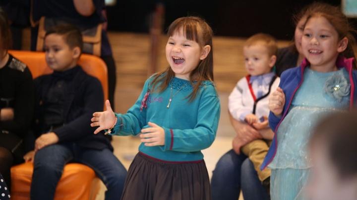 «Дом.ru» и канал «Детский» приглашают уфимцев на новогоднюю елку