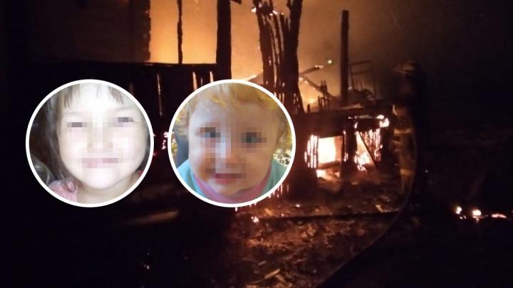 Стала известна судьба девочки, выжившей на пожаре в Башкирии, где погибли ее брат с сестрой и мама