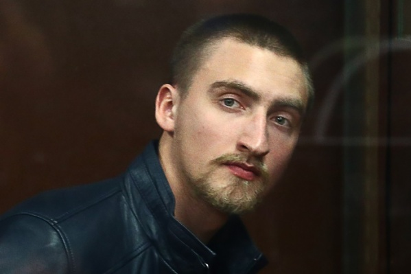 Павел Устинов отрицает, что участвовал в митинге