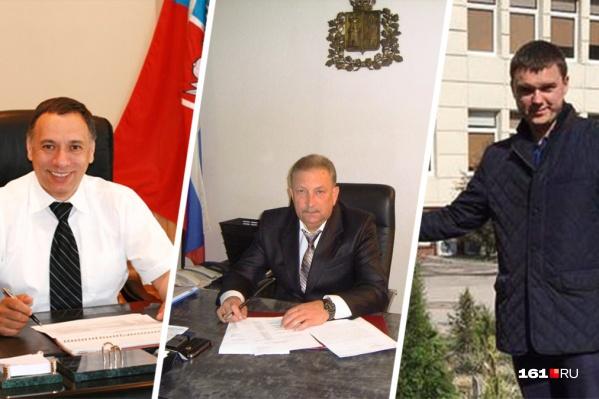 Средний заработок глав ростовских районов — 2,7 миллиона рублей