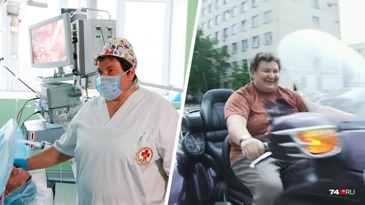 24 тысячи наркозов и любовь к экстриму: анестезиолог из Челябинска стала заслуженным врачом России